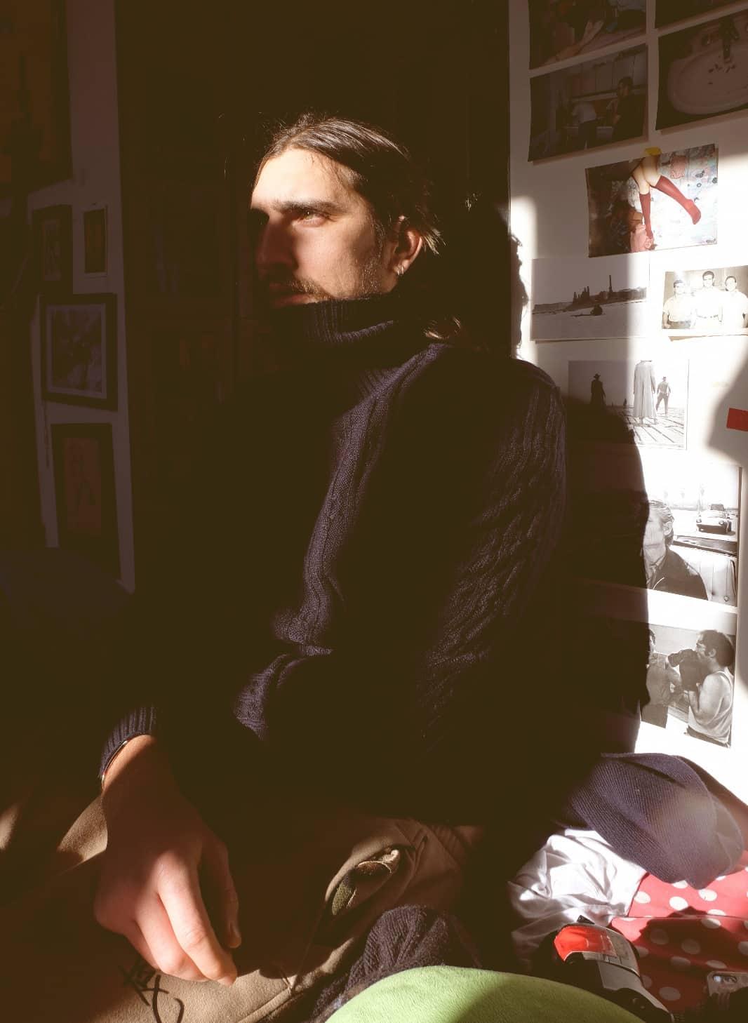"""Davide Bart Salvemini immagina """"Lo Spazio Bianco""""_Immagina lo spazio bianco"""