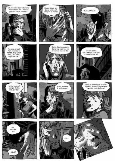Scary Allan Crow: l'orrore, quello vero