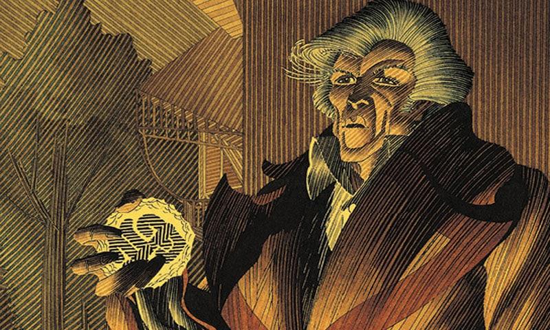 Cromwell Stone e gli esperimenti fantastici di Andreas