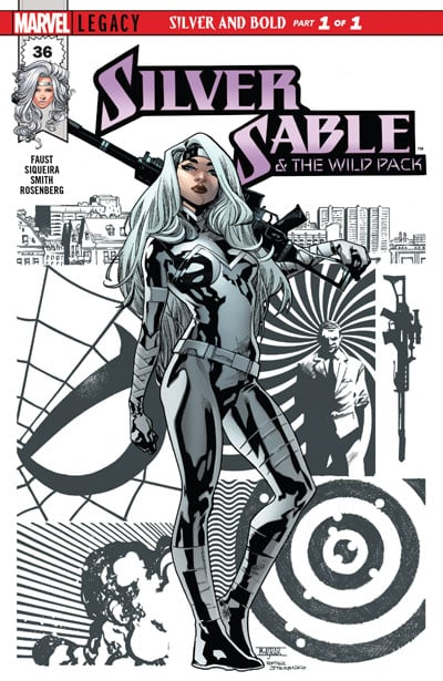 Silver Sable and The Wild Pack 36