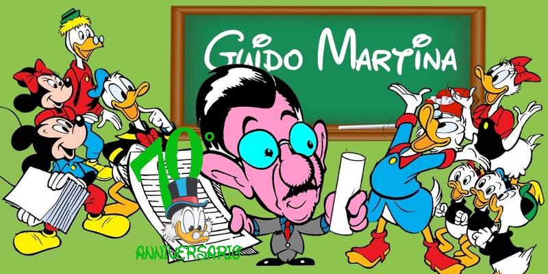 Gli altri Paperoni: a scuola dal Prof. Guido Martina