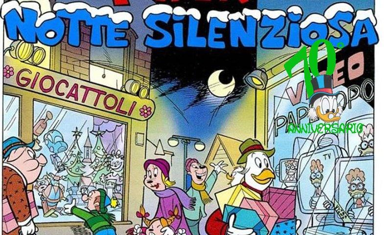 Gagnor su: Notte silenziosa