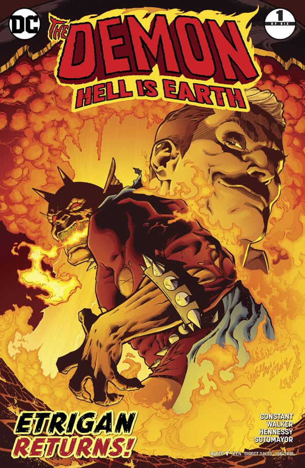 The Demon - Hell is Earth 1