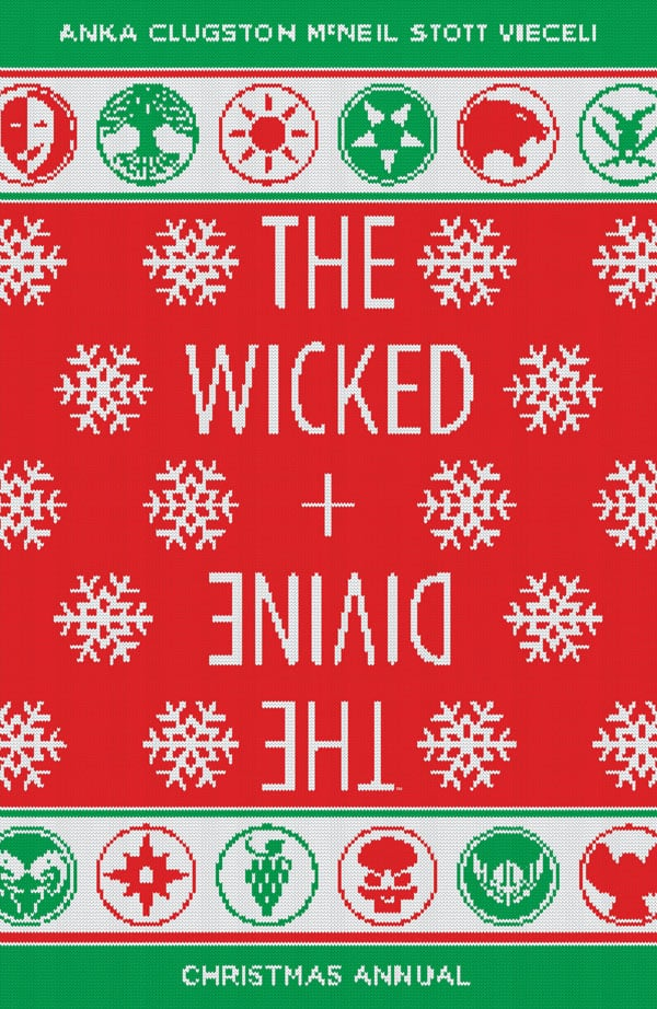 The Wicked + The Divine - Christmas Annual
