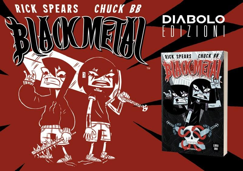 Diabolo Edizioni presenta il primo volume di Black Metal