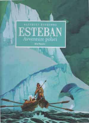 Esteban di  Matthieu Bonhomme ci conduce attraverso mari e racconti