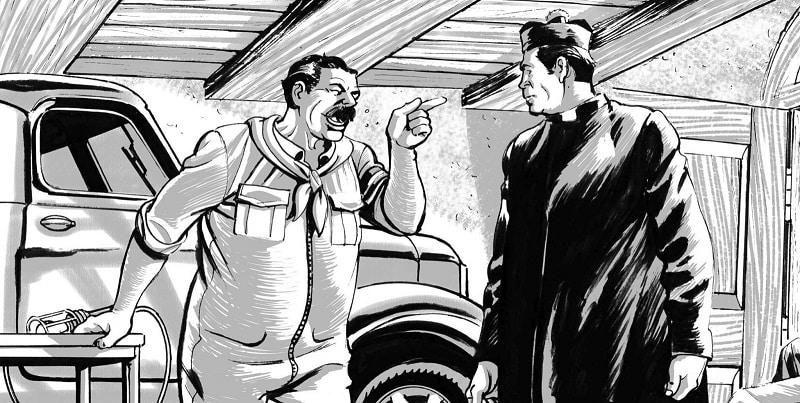 Don Camillo, dai racconti ai fumetti_Interviste