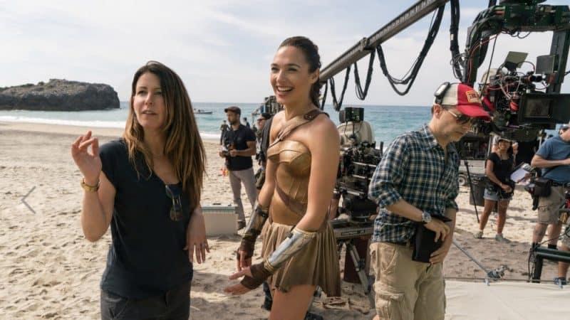 """Time: la regista di Wonder Woman nella shortlist delle """"Persone dell'anno"""""""