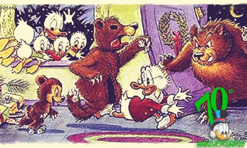 Natale su Monte Orso: le origini segrete di Zio Paperone