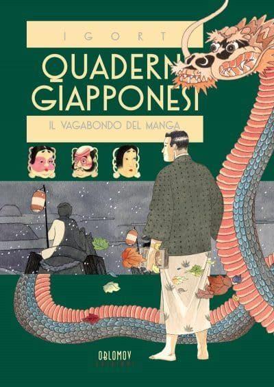Il vagabondo del manga: il viaggio zen di Igort
