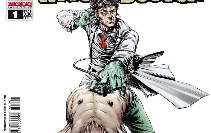 Anteprima: Witch Doctor #1 di Brandon SeiferteLukas Ketner
