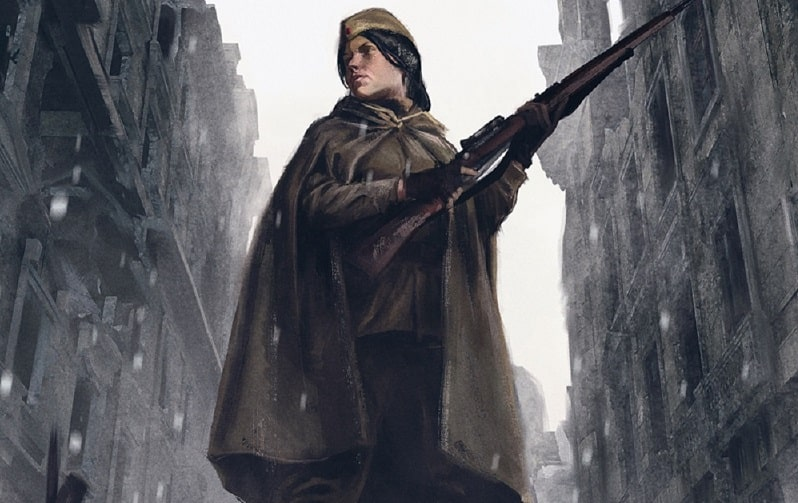 Anteprima: La neve di Stalingrado (Davide La Rosa, Valerio Befani)