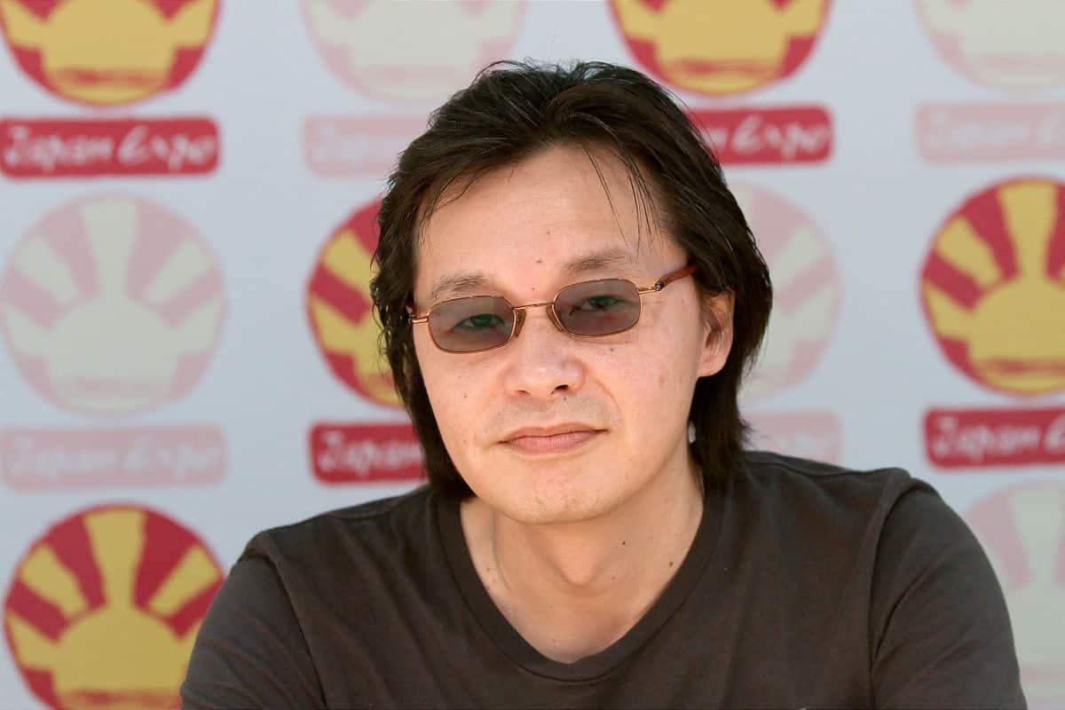 Tsukasa Hojo in Italia per il Romics d'Oro alla carriera