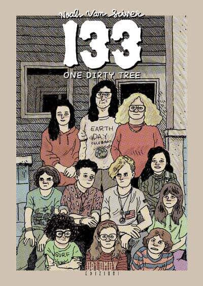 133: l'autobiografia secondo Noah Van Sciver