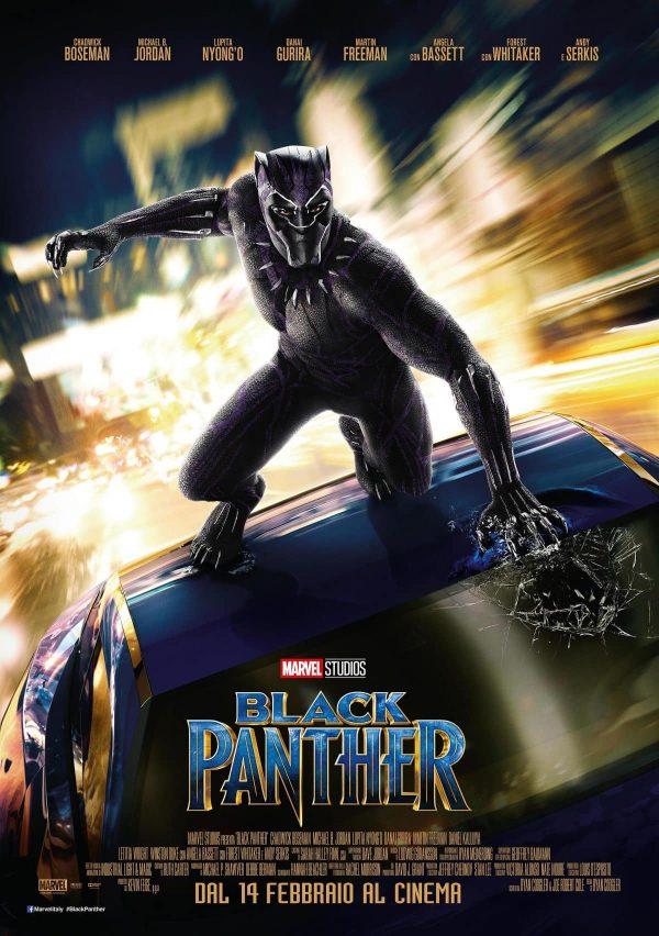 Black Panther - Il nuovo poster e il nuovo trailer in italiano