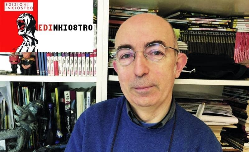 Antonio Serra realizzerà una GN per le Edizioni Inkiostro