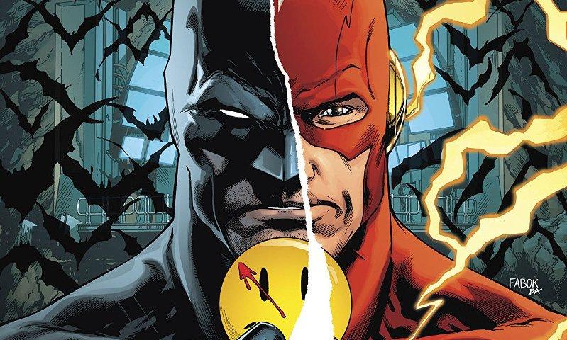Push the button! Batman, Flash e la spilla