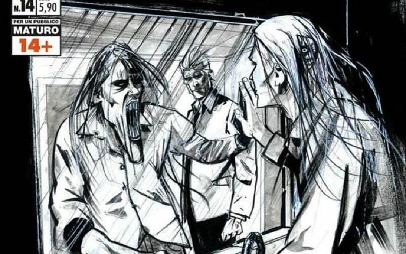 The Cannibal Family #14 – E' sempre l'ora del tè (Fantelli, Grassi)