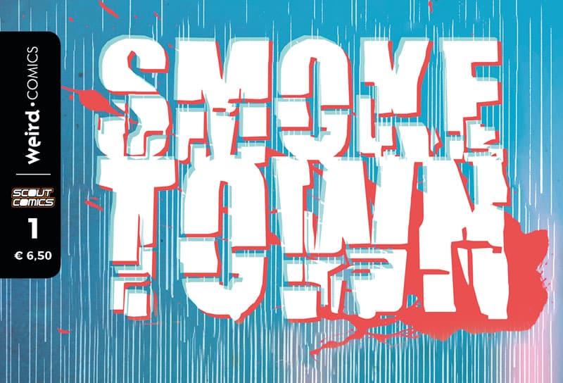 """Il fumetto """"Smoketown"""" diventa un film"""