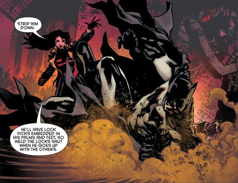 Batman #17-23: La Lega delle Ombre (Tynion IV, AA.VV.)