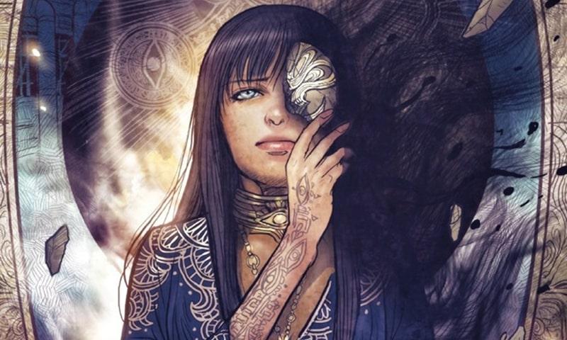 Monstress #2 – Sangue (Liu, Takeda)