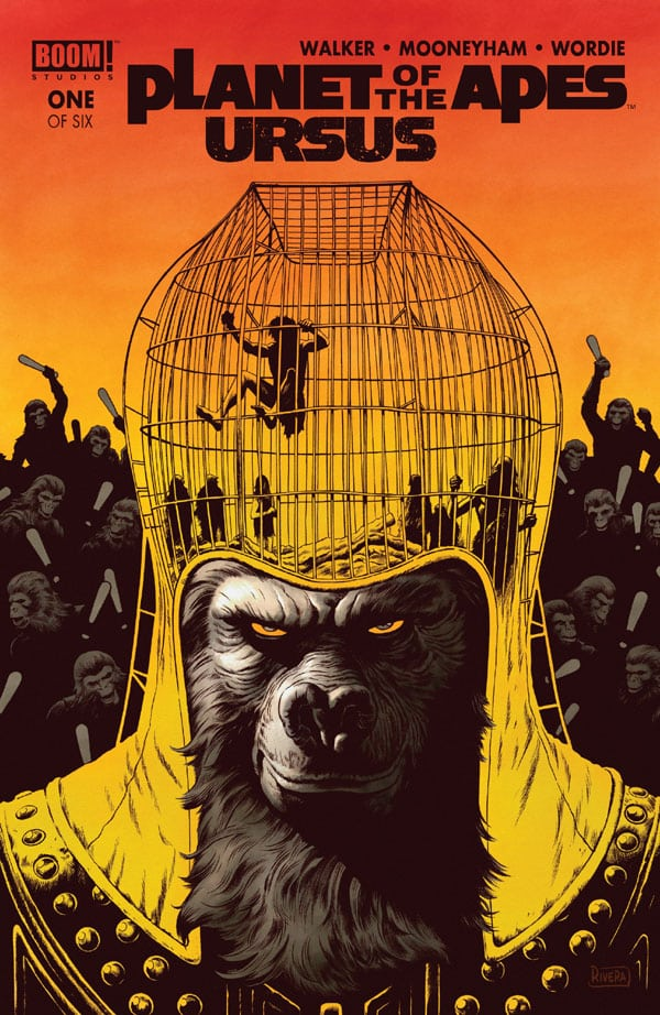 Planet of the Apes - Ursus 1
