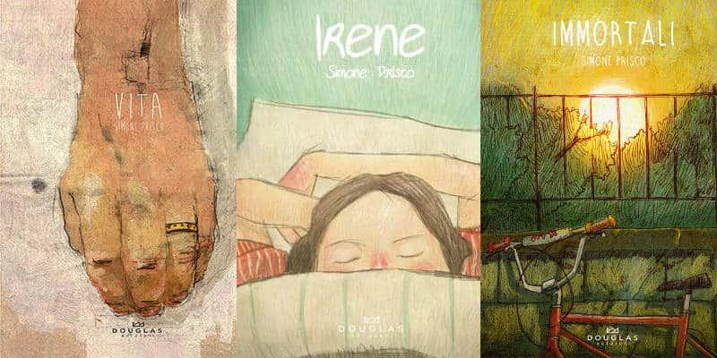 La vita a fumetti: intervista a Simone Prisco
