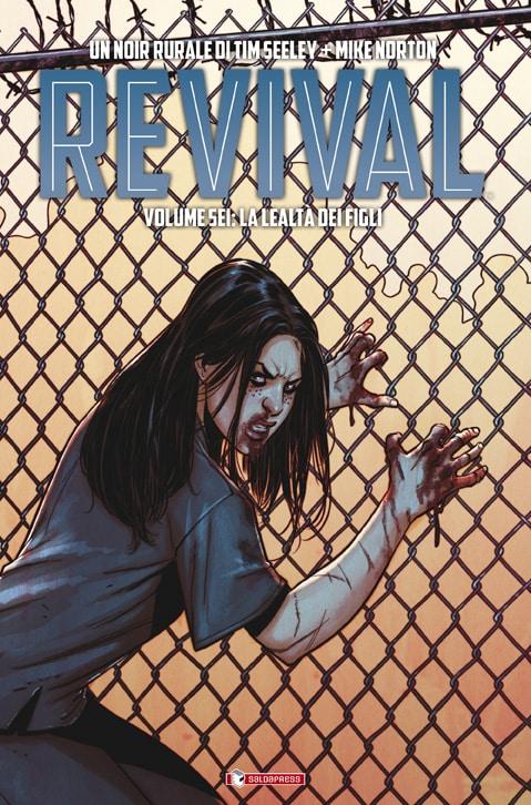 È uscito il sesto volume di Revival, la serie Image Comics