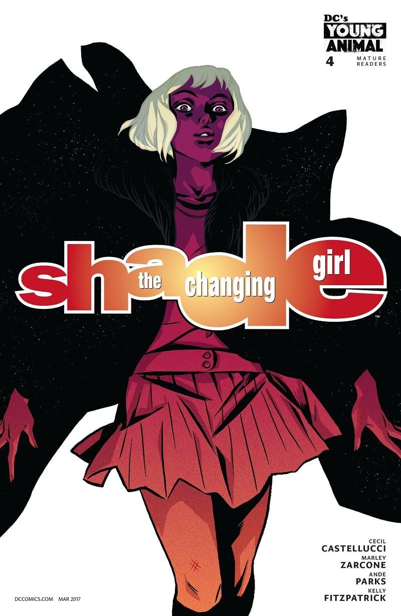 Shade: La ragazza cangiante - di alieni e alienazioni