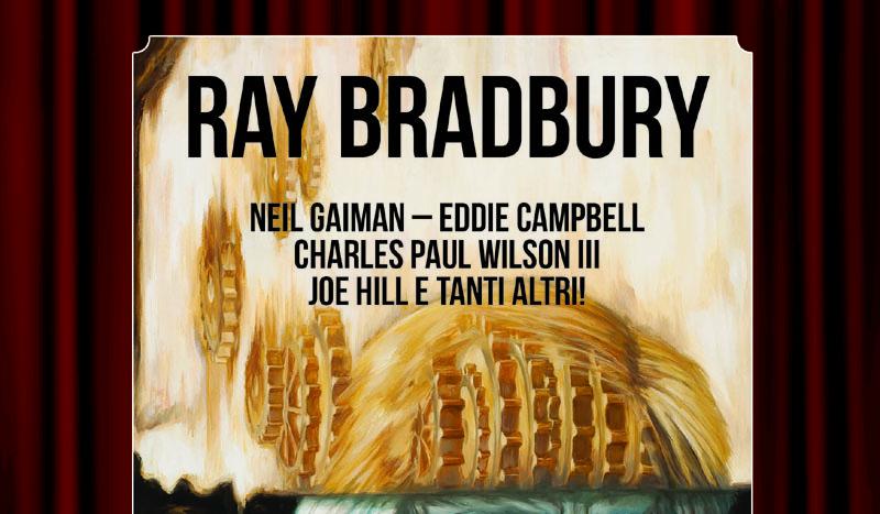 NPE pubblica un volume a fumetti in ricordo di Ray Bradbury