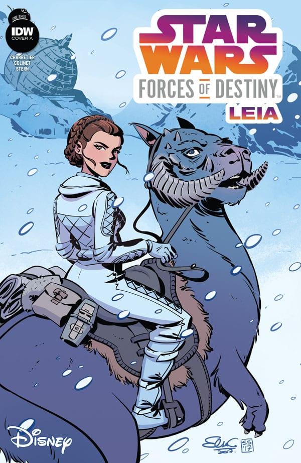 Star Wars Adventures - Forces of Destiny—Princess Leia
