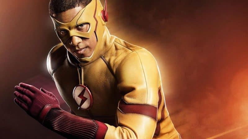 Keiynan Lonsdale da The Flash a Legends of Tomorrow