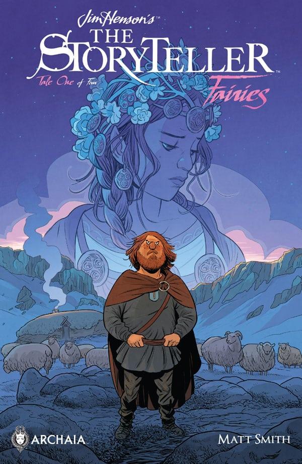 The Storyteller - Fairies 001 (2017) (Digital) (danke-Empire)