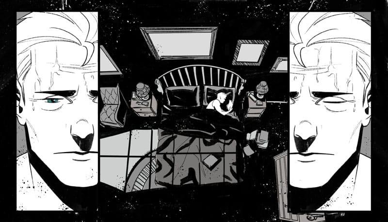 Arriva Wake Up, il webcomic di Custagliola e Cosentino