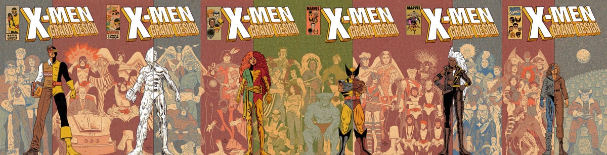 X-Men-Grand-Design-1-6_First Issue Recensioni