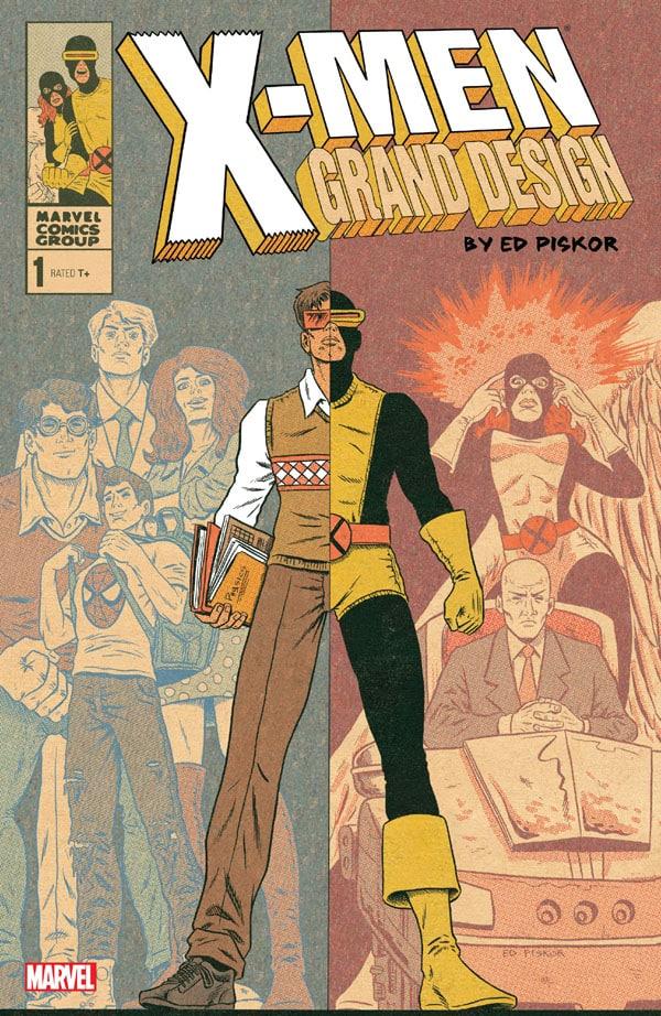 X-Men - Grand Design 1