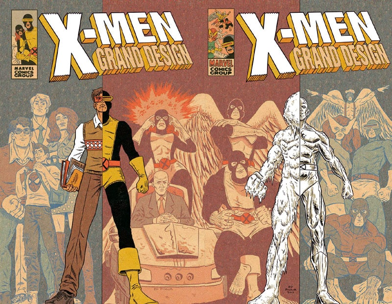 X-Men Grand Design: la storia dei mutanti secondo Ed Piskor