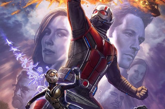 Il primo trailer di Ant-Man and the Wasp