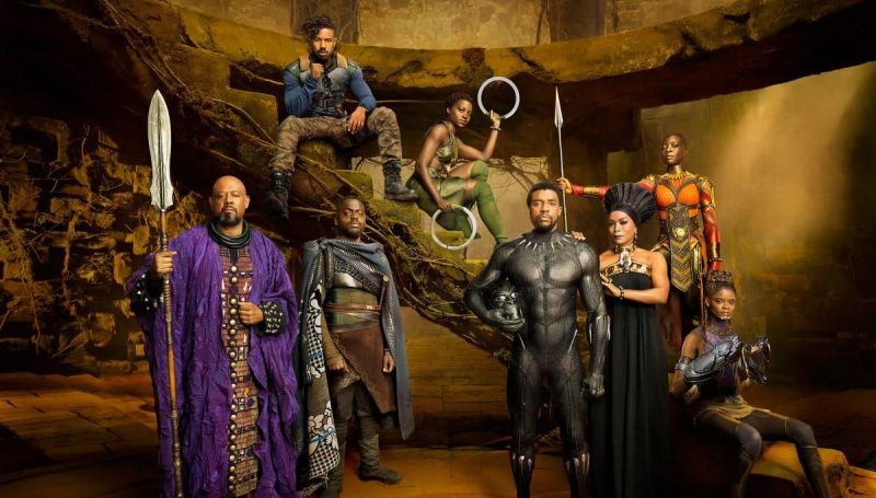 Black Panther – Il nuovo poster e il nuovo trailer in italiano