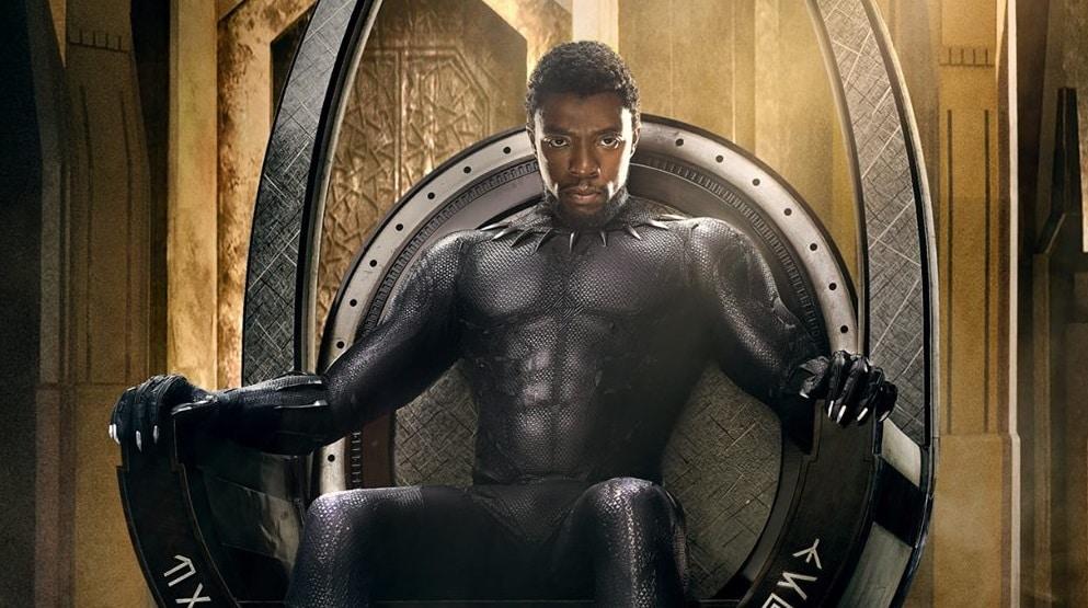 Black Panther già record per la prevendita biglietti del film
