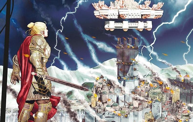 Le Regine Nere: Dragonero e l'ora più buia dell'Erondàr