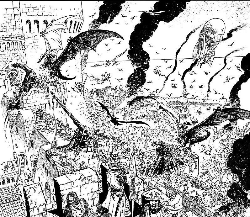 Le Regine Nere: Dragonero e l'ora più buia dell'Erondàr_Recensioni