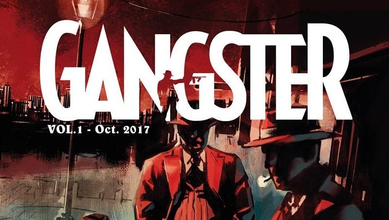 Gangster: gli anni '20 del crimine USA per Bugs Comics