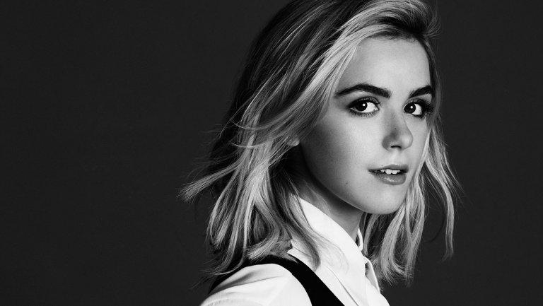 Sabrina The Teenage Witch: Kiernan Shipka protagonista del reboot Netflix