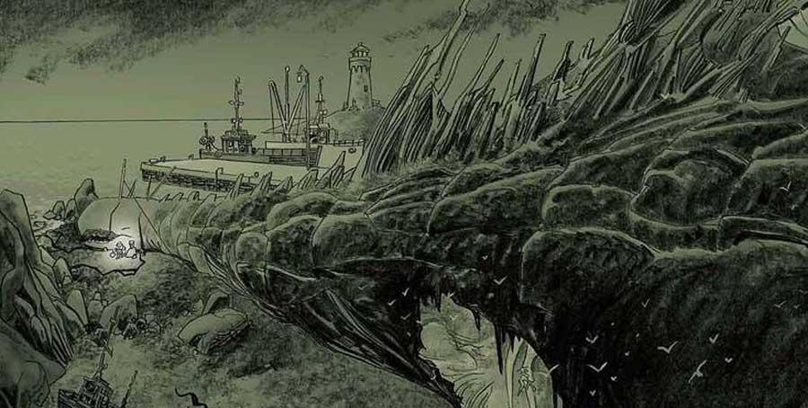 Kraken: gli abissi dell'essere umano_Recensioni