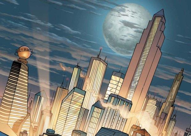 Arriva Metropolis, serie live action sulla città di Superman