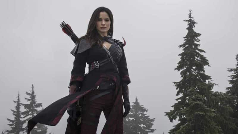 Arrow: Katrina Law ritorna in speciale episodio