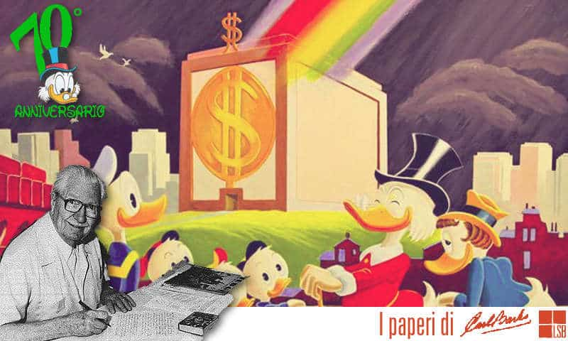 I paperi di Barks: guida alla conservazione del denaro