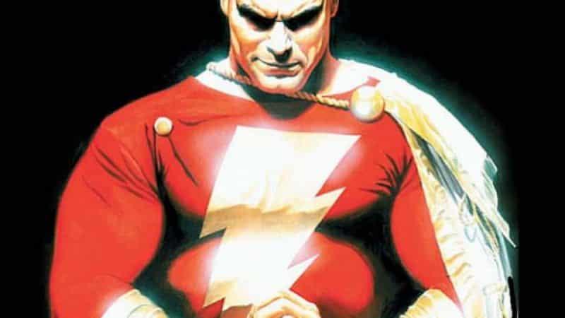 Shazam: al via le riprese del nuovo film DC Comics