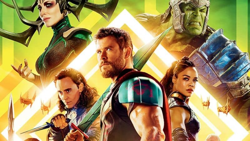 Thor: Ragnarok in home video dal 7 marzo